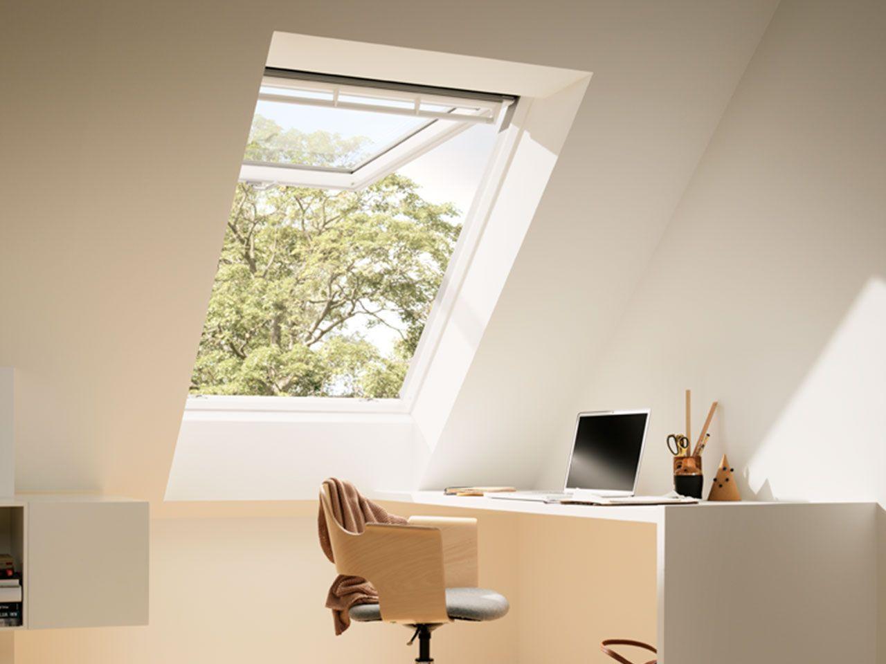 ventanas de tejado velux proyectantes