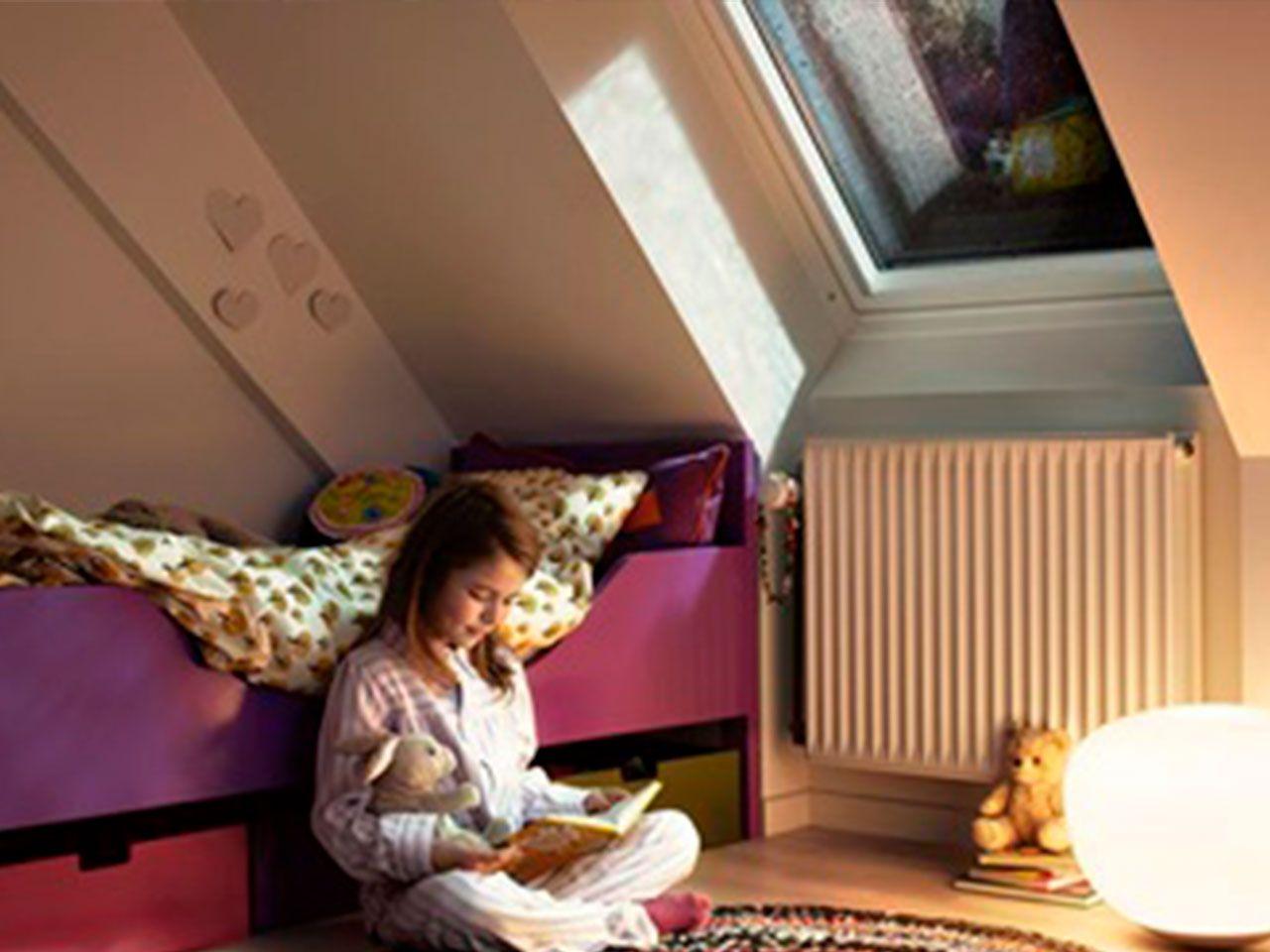 ventanas en tejados aislamiento acustico
