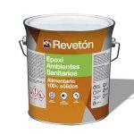 pintura reveton expoxi para ambientes sanitarios almacenes lavin