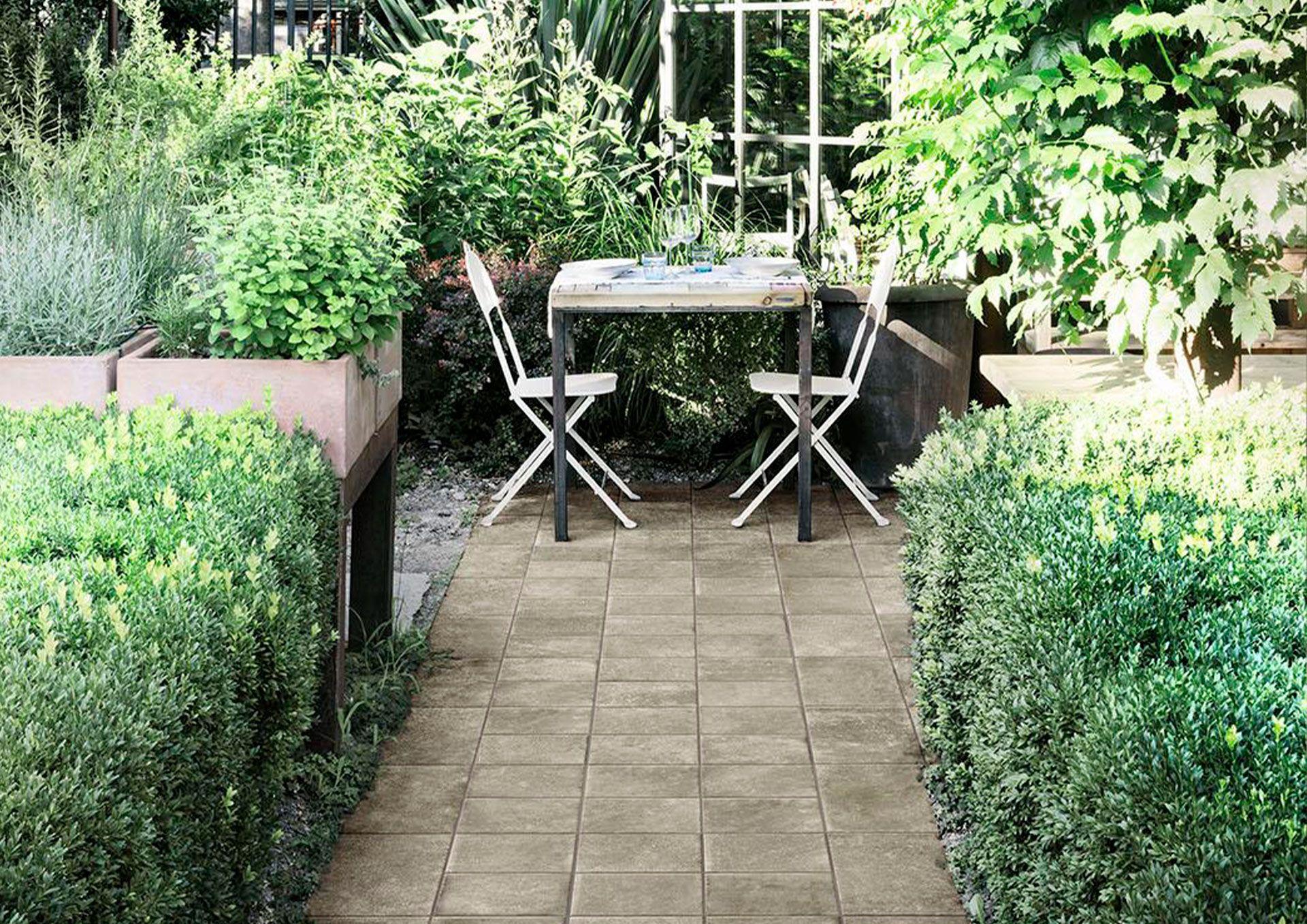 alicatados para jardin marazzi