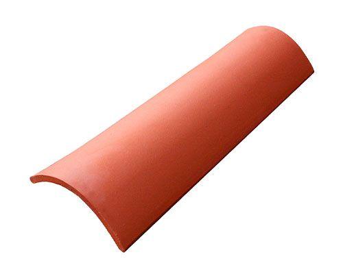 teja curva ceramica