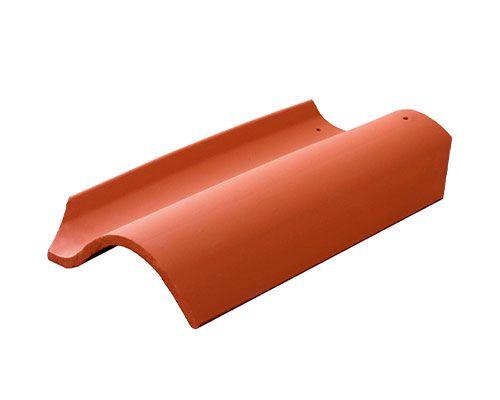 teja curva ceramica mixta