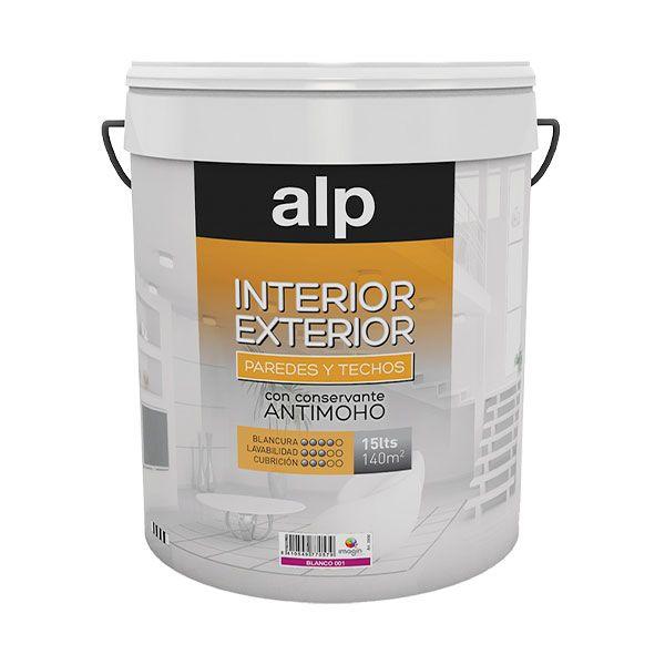 pintura exterior y exterior pared alp paredes y techos almacenes lavin