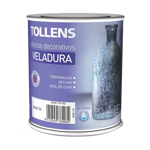 pintura tollens veladura deco almacenes lavin