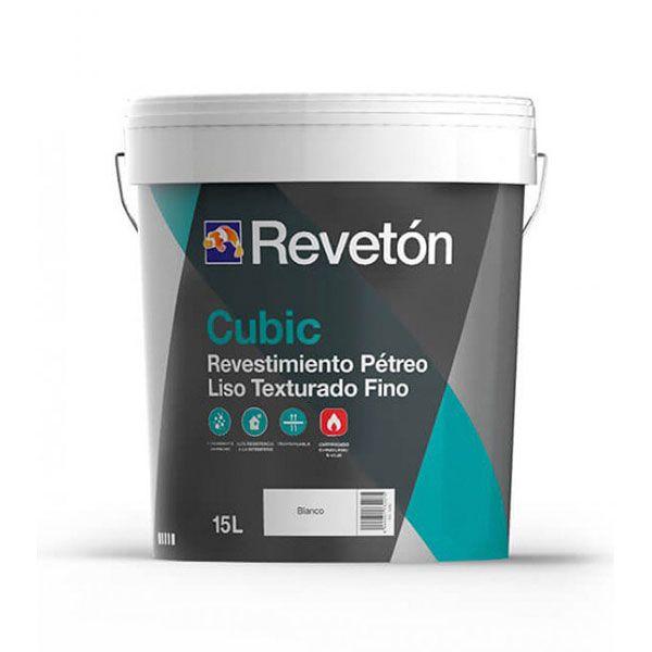 pintura texturizada reveton cubic almacenes lavin