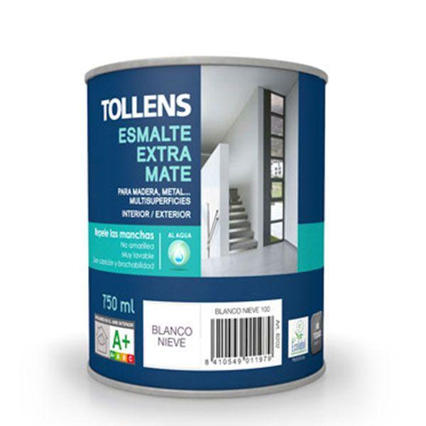 pintura y proteccion tollens esmalte extra mate almacenes lavin