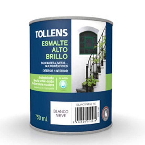 pintura y proteccion tollens esmalte alto brillo almacenes lavin